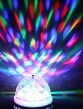 LED Discolamp E27, 30kleuren_