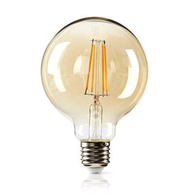 Retro LED-gloeilamp E27   G95   2,8 W   200 lm