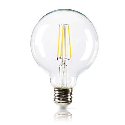 Dimbare retro LED-gloeilamp E27   G95   8,3 W   806 lm