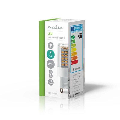 LED-Lamp G9   2,3 W   215 lm