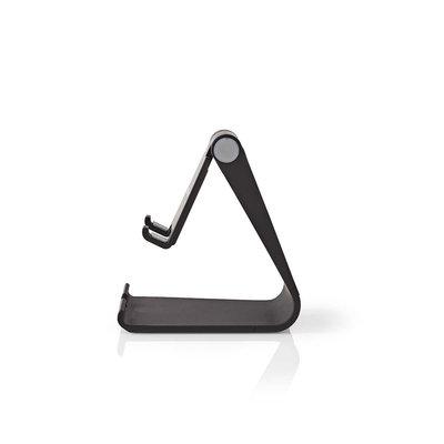 smartphone/tabletstandaard | Instelbaar | Zwart