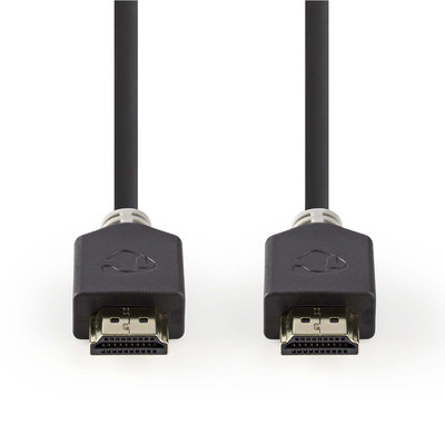7.5 Meter Hoge kwaliteit High Speed HDMI™-kabel met Ethernet | HDMI™-connector - HDMI™-connector
