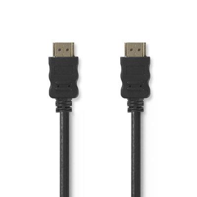 2 meter High Speed HDMI™-kabel met Ethernet | HDMI™-connector - HDMI™-connector