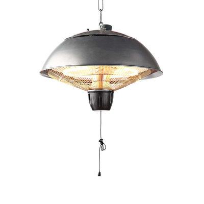Patioverwarming   Met plafondmontage   2000 W   IP24