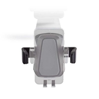 Draadloze Autolader   2,0 A   10 W   Met Automatische Sluitfunctie   Zwart