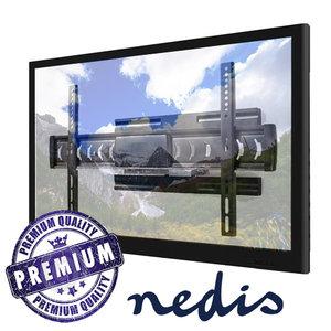 "Super platte Full-Motion TV-muurbeugel | 37 - 70"" | Max. 30 kg | 6 scharnierpunten"