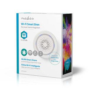 Wi-Fi smart sirene | Alarm of Gong | 85 dB